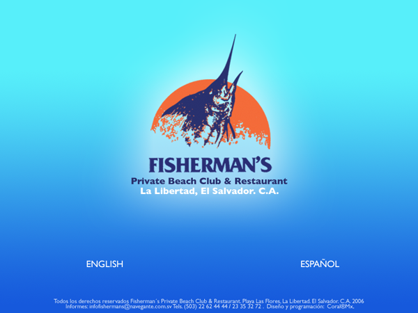 Front Fishermans