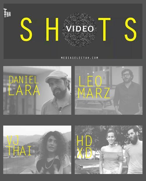 VIDEOSHOTS 1 artistas invitados